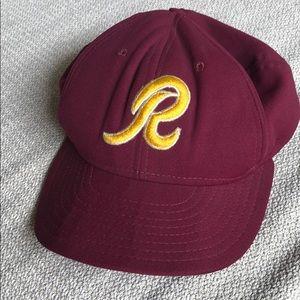 9e0507a3b2f90b Retro Washington Redskins 80's Snapback Hat
